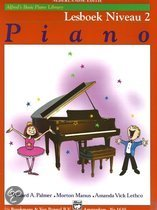 Alfred's Basic Piano Library Lesboek Niveau 2 (Nederlandse Editie)