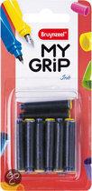 Bruynzeel My Grip Inktpatronen