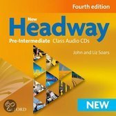 New Headway: Pre-Intermediate: Class CDs