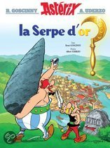 Asterix 02. La serpe d'or