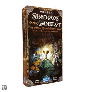 Shadow over Camelot - Speelkaarten - Bordspel