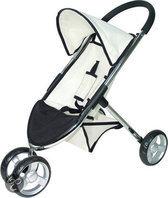 Kinderwagen Voor Pop Jogger Chroom