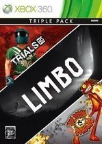 Xbox Live Hits Collection: Limbo,Trials HD and Splosion Man /X360
