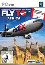 Fly To Africa (FS X + FS 2004 Add-On)  (DVD-Rom)