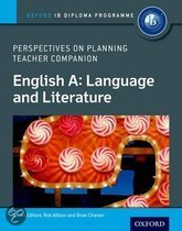 English A Perspectives on Planning