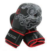 Bruce Lee Dragon Bokshandschoenen - Leer - 14oz