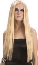 Halloween Pruik Witch Blond