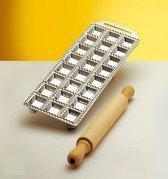 KitchenBasics Ravioliset Gietaluminium - 28 x 10 cm l