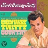 Conway Twitty Country / Here's Conway Twitty & His Lonely Blue Boys