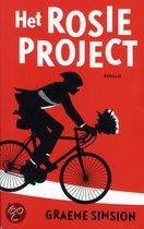 Omslag van 'Het Rosie project'