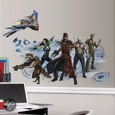 Marvel RoomMates Muursticker Guardians of the Galaxy Wall Graphic