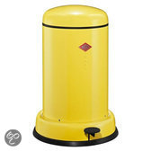 Wesco Baseboy Pedaalemmer - 15 l - Lemon Yellow