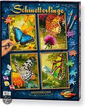 Schipper Schilderen op Nummer - Vlinders