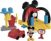 Fisher-Price Disney Mickey Mouse - Soppen & Schoon Autowasserette - Speelfigurenset