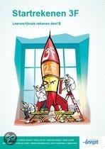 Startrekenen 3F - Leerwerkboek deel B