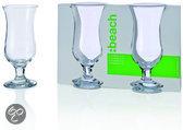 Montana Beach Cocktailglazen -   2 glazen