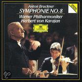Bruckner: Symphonie no 8 / Karajan, Vienna Philharmonic