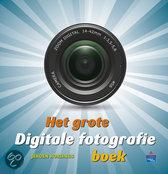 Het grote digitale fotografie boek