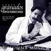 Enric Granados: Quinteto; Romanza y Danzas