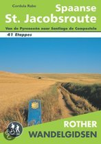 Rother Wandelgidsen - Rother wandelgids Spaanse St. Jacobsroute