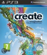 Create - PlayStation Move