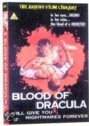Blood Of Dracula (dvd)