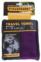 Travelsafe Traveltowel Microfibre - 60x120cm - Small