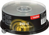 Imation DVD+R 120min/4,7Gb - 25 stuks / Spindel