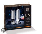 Peugeot Elis Sense Geschenkset - Met peper- en zoutmolen en opvangschaal - 20 cm