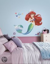 Disney RoomMates Muursticker The Little Mermaid - Multi