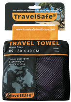 Travelsafe Traveltowel Microfibre - 40x80cm - Extra Small
