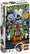 LEGO Spel Monster 4 - 3837