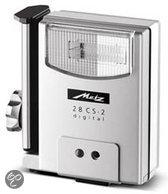 Metz Mecablitz 28 CS-2 Digitale Flitser - Zilver