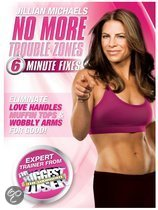 Jillian Michaels: No More Trouble Zones [Fitness DVD]