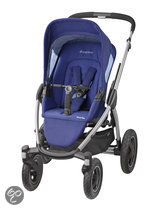 Maxi Cosi Mura Plus 4 - Kinderwagen - River Blue - 2015