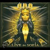 U.D.O. - Live In Sofia -Dvd+Cd-