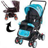 Johnson Kinderwagen Snopy Blue