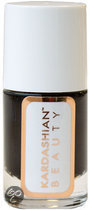 Kardashian Beauty Mixed Metals - Crystallized - Grijs - Nagellak