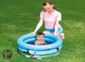 Bestway Babyzwembad 3 Ring Disney Mickey - 70x30cm