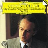 Chopin: Piano Sonatas nos 2 & 3 / Maurizio Pollini