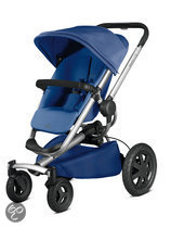 Quinny - Buzz Xtra Kinderwagen - Blue Base 2015