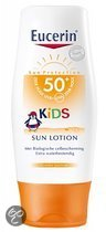 Eucerin Sun Lotion Kids Factor(spf) 50+ - 150 ml - Zonnebrandcreme