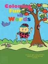 Download ebook Coloring Fun With Words the cheapest