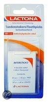 Lactona Intersticks - 100 st - Tandenstoker