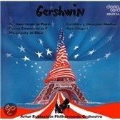 Gershwin: American In Paris, Piano Con in F, Rhapsody in blue / Madge, Stupel