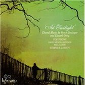 At Twilight - Choral Music of Grainger, Grieg/Layton