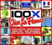 100x Vive La France