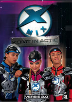 Xmix - Komt In Actie