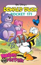 Donald Duck Pocket / 171 Monsters in het pretpark