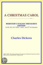 A Christmas Carol (Webster's Italian The